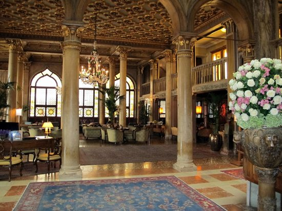 Hotel Danieli, A Luxury Collection Hotel: Le salon de réception