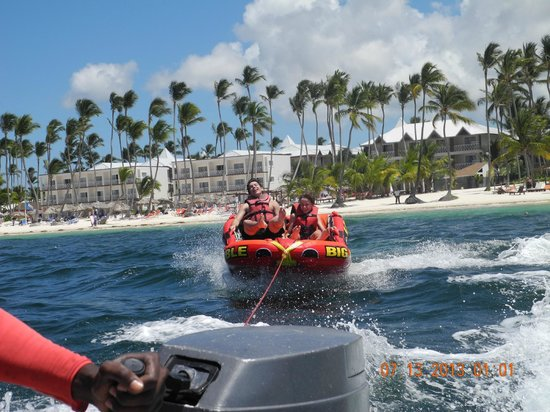Dreams Palm Beach Punta Cana: another water activity