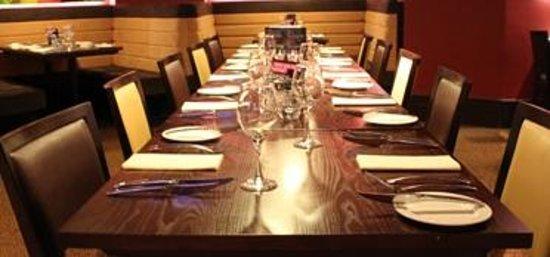 The Gallery Restaurant at Grosvenor Casino