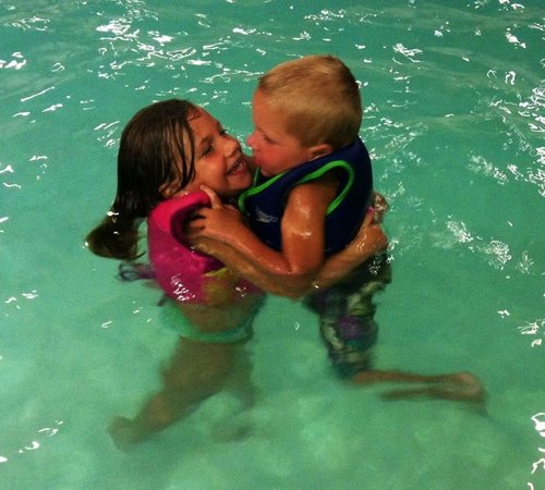 Mohican Lodge and Conference Center: pool fun