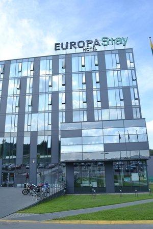 Europa Stay Vilnius: Europa Stay Hotel