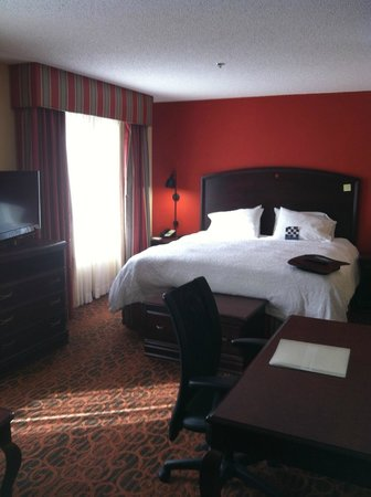 Hampton Inn & Suites Dothan: Bedroom photo