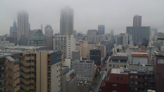 Kobe Union Hotel: 部屋からの眺め