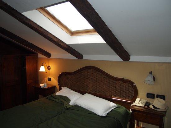 Hotel Locanda Gaffaro: Room