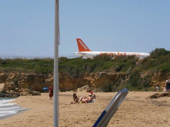 Ammes Apartments: aeroporto sulla spiaggia di ammes