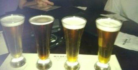 Wildfire: Beer Flight