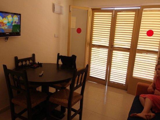 Hotel Aromar : salle à manger