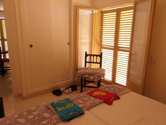 Hotel Aromar : chambre