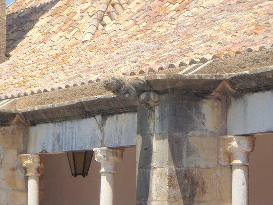 Museu Municipal de Faro: One of the gargoyles
