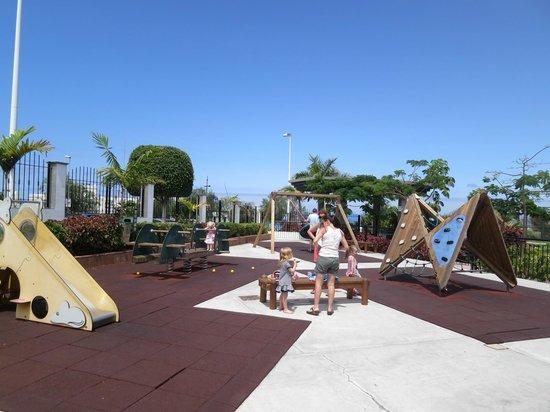 Playground picture of be live family costa los gigantes puerto de santiago tripadvisor - Hotel be live family costa los gigantes puerto de santiago ...