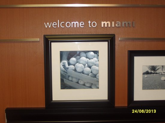 Hampton Inn Miami-Airport West : Miami