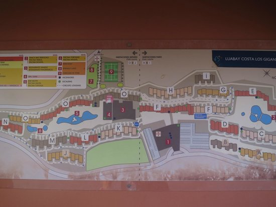 Best Tenerife Hotel Room Plan