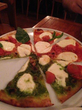 Capricciosa : Pizza perfeita!