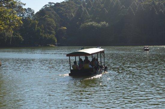 Jaraguá do Sul, SC: pedalinho