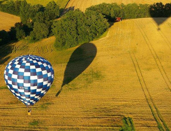 montgolfiere de gascogne