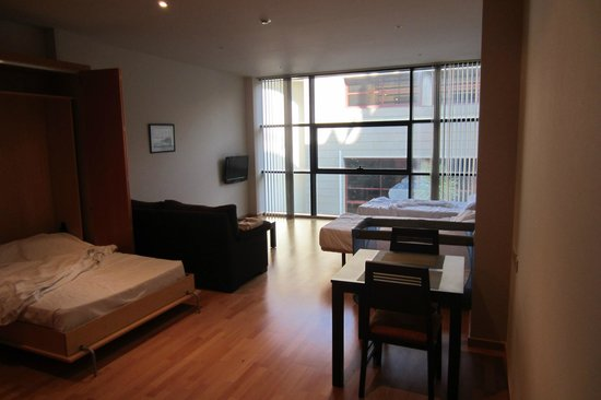 Aparthotel Wellness: Spacious apartment