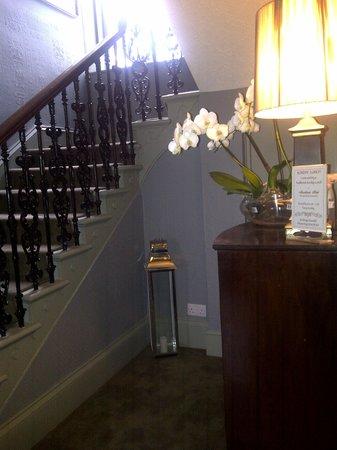 March Bank Hotel: The Hallway