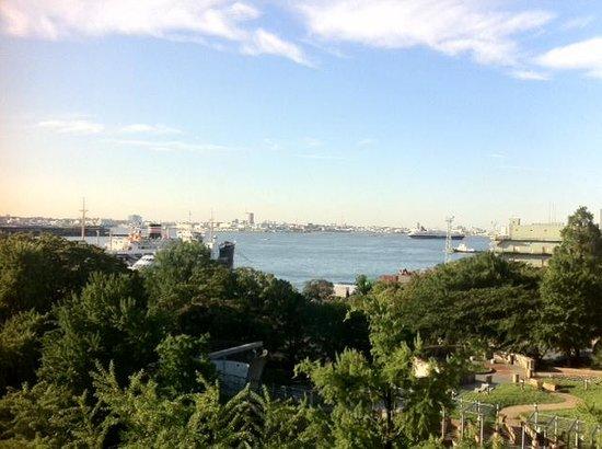 Mielparque Yokohama : 景観
