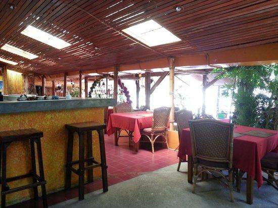 Fullmoon Beach Resort: reception