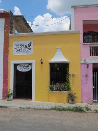 Yerbabuena del Sisal Restaurante : Yerbabuena
