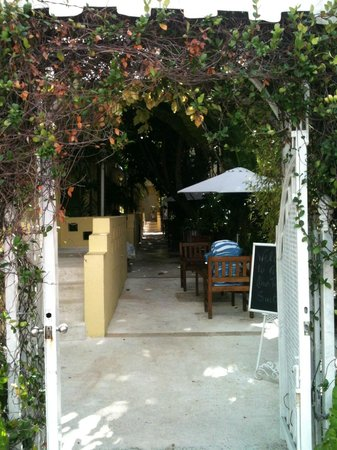 Villa Paradiso : Área externa