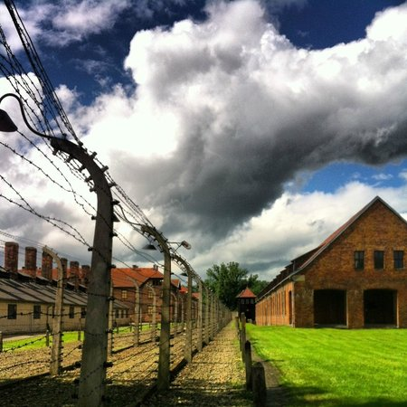 Oswiecim, Poland: Auschwitz Photo By Fin Gomez.