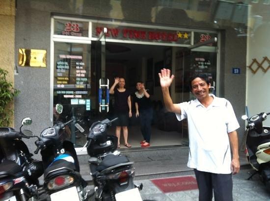 New Time Hotel : au revoir et à bientôt peut être !!!!