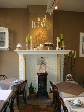Leopold : Ótima decoração no café da manhã