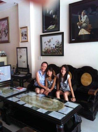 New Time Hotel : la maman de Thanh, très gentille