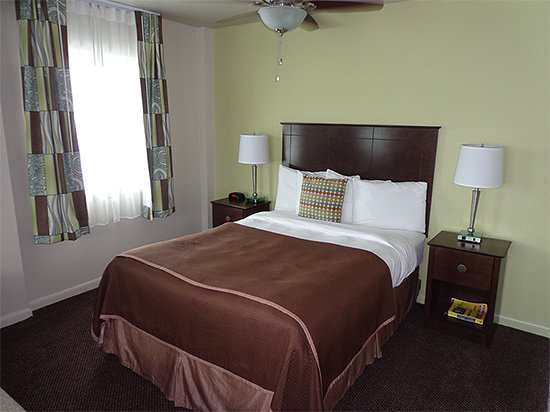 Palm Pavilion Inn Hotel Room W Queen Bed