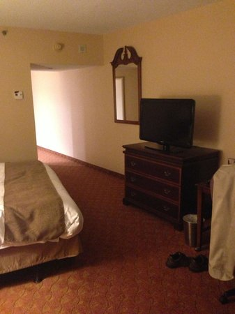 Radisson Hotel Valley Forge: Room