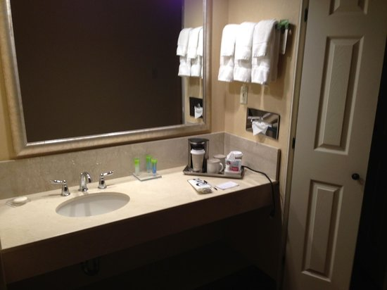 Radisson Hotel Valley Forge : Sink