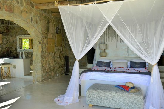 Likoma Island, Malawi: Honeymoon suite