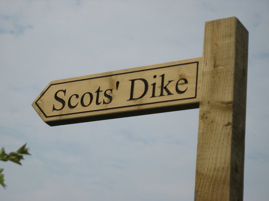 March Bank Hotel: Scots Dyke