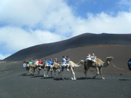 Customer Travel: timanfaya