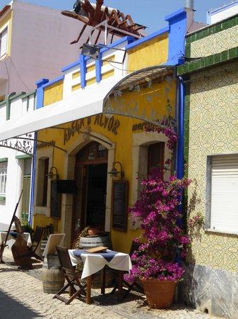 The Best Alvor Restaurants TripAdvisor - Portugal map alvor