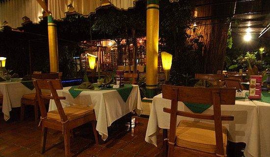 Watergarden Cafe: restaurant