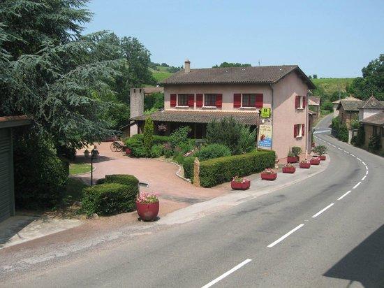 Le Moulin de Saint Verand: Moulin de Saint Vérand