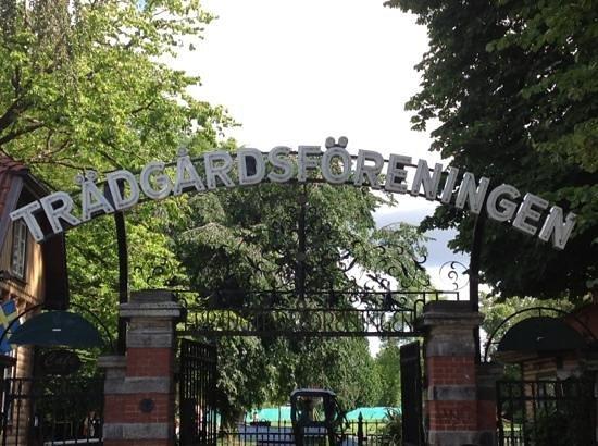 Horticultural Gardens (Tradgardsforeningen): Trädårdsföreningen, Göteborg, Sweden
