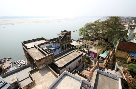 Baba Guest House: View from roof
