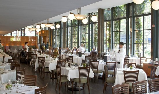 Bryant Park Grill Main Dining Room