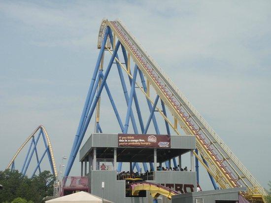 Six Flags Great Adventure : Batman