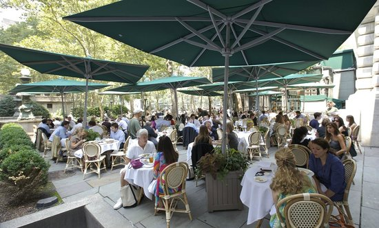 Bryant Park Grill New York City Midtown Menu Prices Restaurant Reviews Tripadvisor