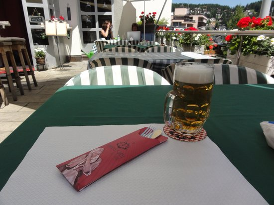 Piccolo - Simmens Rösti: - the beer is here