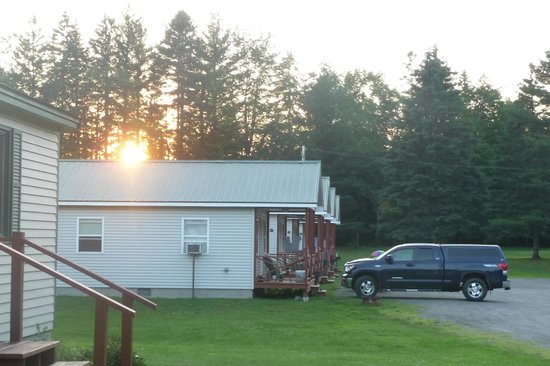 The Great Northwoods Get-A-Way : Cabins are awesome
