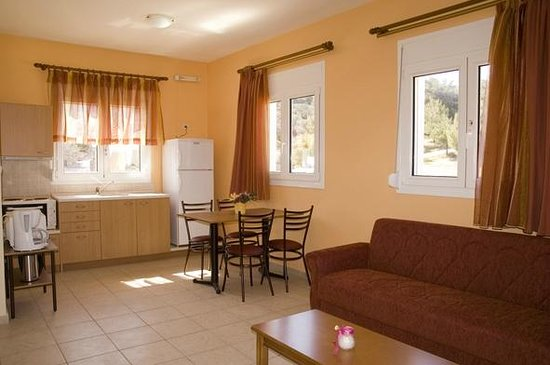 Karfas Sea Apartments: living room of the apartment