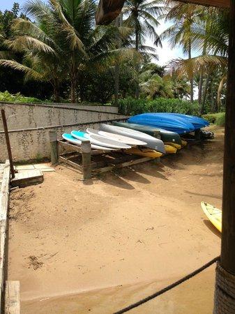 The St. Regis Bahia Beach Resort: free non motorized vehicles