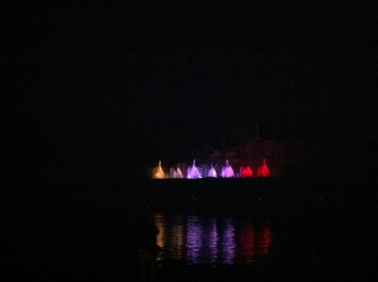 The Musical Fountain
