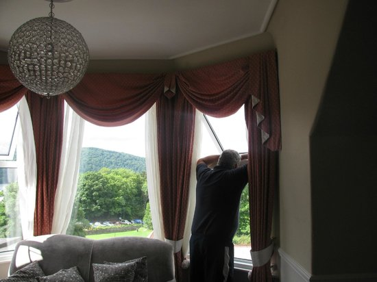 Lonsdale House: Bedroom view