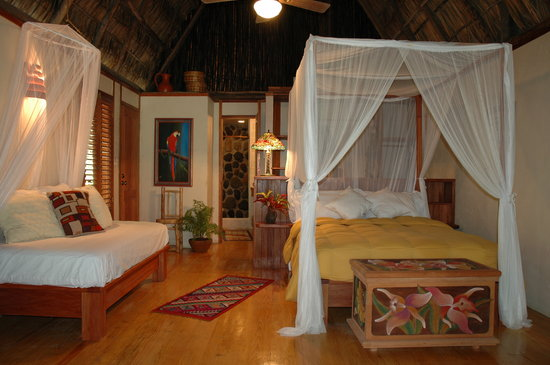 Las Cascadas Lodge: The Queen Suite